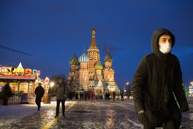 Nga bất ngờ lên tiếng về quan hệ đặc biệt với Trung Quốc trong đại dịch covid-19 - Ảnh 1.