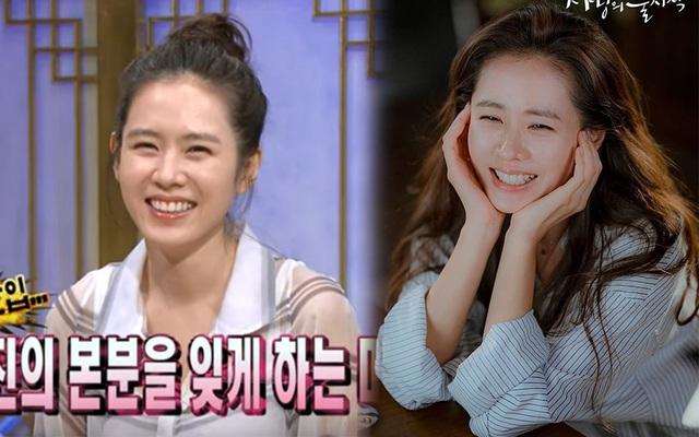 """Son Ye Jin được lục lại hình ảnh đi show cách đây 12 năm, fan thốt lên: """"Thời gian bỏ quên cô ấy rồi à?"""" - Ảnh 6."""