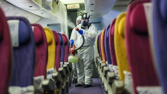Nikkei: Ngành hàng không sẽ thiệt hại 5 tỷ USD trong quý 1 vì coronavirus - Ảnh 1.