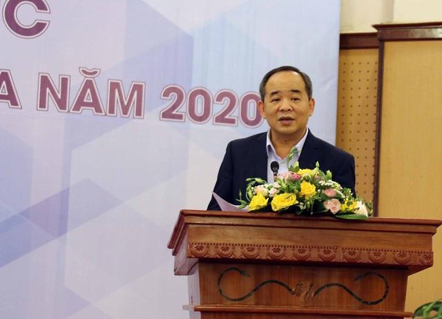 Khai mạc Tập huấn công tác tổ chức các giải chuyên nghiệp quốc gia năm 2020 - Ảnh 1.