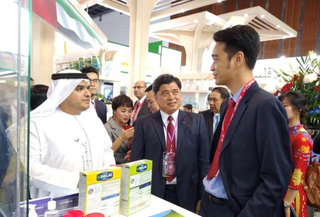 Vinamilk ký thành công hợp đồng xuất khẩu sữa trị giá hàng chục triệu đô la Mỹ tại Hội chợ Quốc tế GULFOOD Dubai 2020 - Ảnh 1.