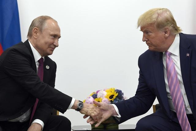 """Chính trường Mỹ """"dậy sóng"""" tiết lộ tình báo về Nga - Ảnh 1."""