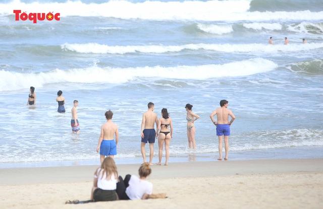 Du khách đã quay trở lại Đà Nẵng tham quan, du lịch - Ảnh 3.