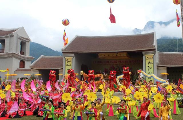 Xây dựng Đề án tổ chức, quản lý lễ hội trên địa bàn tỉnh Quảng Ninh - Ảnh 1.