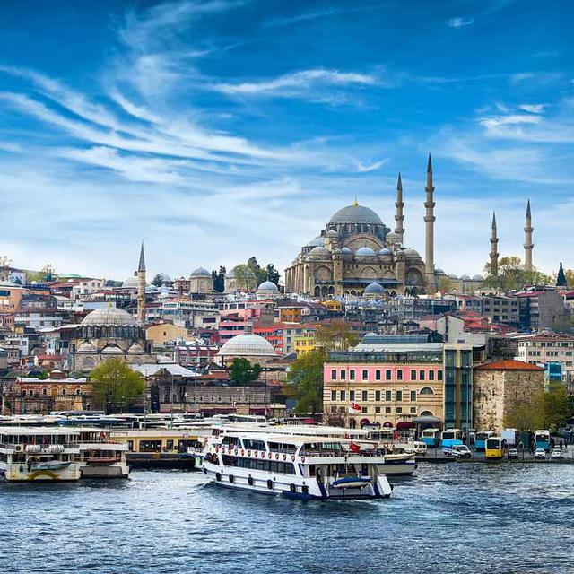 Chiến lược hút du khách đến Thổ Nhĩ Kỳ trong tháng 3 - Ảnh 1.