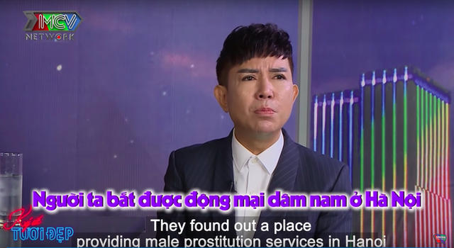 Ca sĩ Long Nhật nói về tin đồn bị bắt ở động mại dâm nam - Ảnh 2.