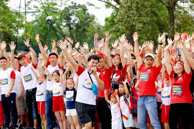 """Vinschool kêu gọi hàng chục ngàn phụ huynh, học sinh tham gia """"Thử thách chạy 30 ngày"""" vì sức khỏe, vì cộng đồng - Ảnh 1."""