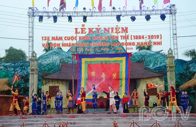 Không tổ chức Lễ hội kỷ niệm 136 năm Cuộc khởi nghĩa Yên Thế (1884-2020) - Ảnh 1.