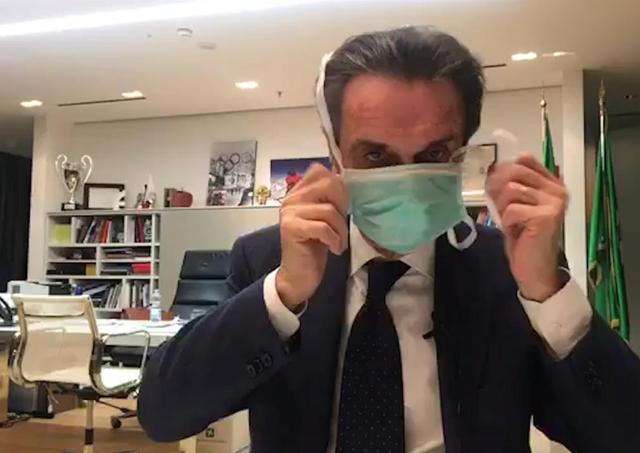 Thị trưởng tâm dịch Italy cách ly sau khi phụ tá nhiễm Covid-19 - Ảnh 1.