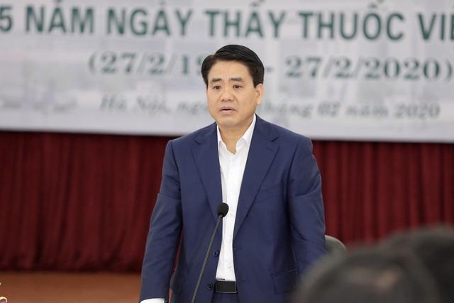 """Bí thư Hà Nội Vương Đình Huệ: """"Sức khỏe là số một, là quý nhất, nếu không có số một thì sẽ không có gì hết"""" - Ảnh 3."""