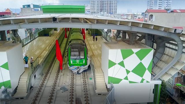 Dự án đường sắt Cát Linh- Hà Đông tiếp tục đình trệ vì Giám đốc đang bị cách ly, 100 chuyên gia Trung Quốc khác chưa thể sang Việt Nam - Ảnh 1.
