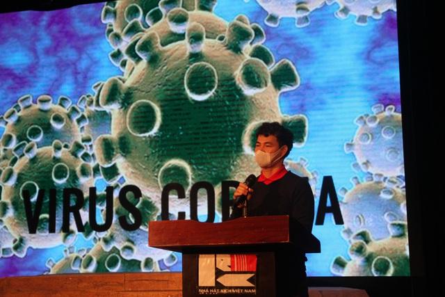 NSƯT Xuân Bắc phát khẩu trang miễn phí, kêu gọi nghệ sĩ bảo vệ sức khoẻ giữa dịch corona - Ảnh 4.
