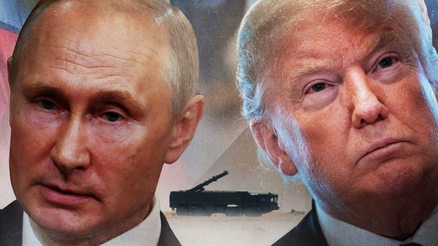 Nga-Mỹ trong vòng xoáy hạt nhân mới: Ai có thể chiến thắng? - Ảnh 1.