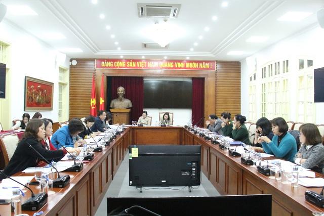 Hoàn thiện Dự thảo Nghị định của Chính phủ quy định chi tiết một số điều của Luật Thư viện - Ảnh 6.