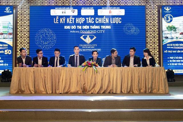 Ra mắt dự án trọng điểm bắc Quảng Nam - Ảnh 1.
