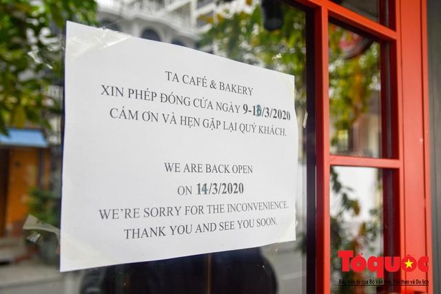 Huế tạm đóng cửa quán cà phê, điểm du lịch cộng đồng  - Ảnh 2.