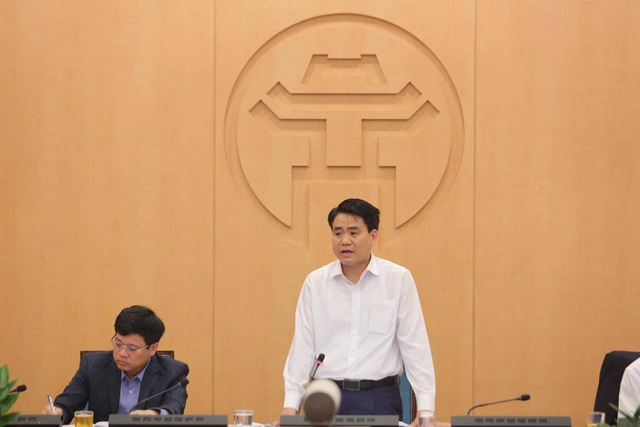 Chủ tịch Hà Nội khuyên con trai du học Mỹ mua đồ ăn tích trữ, ở yên trong nhà 3 tháng - Ảnh 1.
