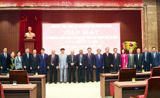 Bí thư Thành ủy Hà Nội nêu 6 nhóm nhiệm vụ trọng tâm đối với Đảng bộ thành phố Hà Nội - Ảnh 2.