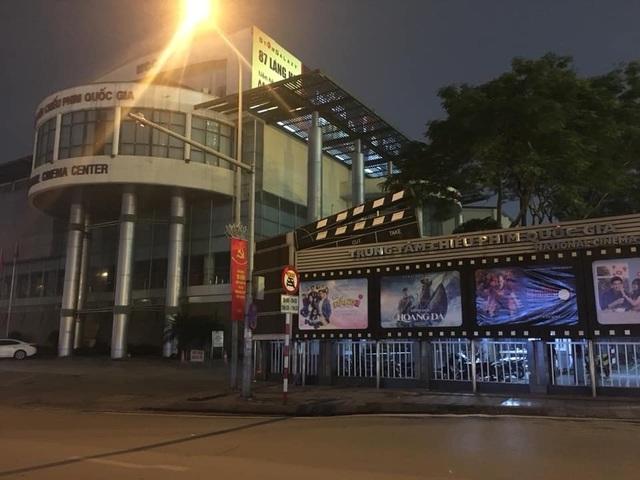 Tất cả các rạp chiếu phim tại Hà Nội chính thức tạm đóng cửa  - Ảnh 1.