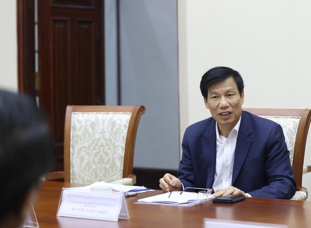 Bộ trưởng Nguyễn Ngọc Thiện: Lãnh đạo tỉnh Quảng Trị cần phải xác định đây là thời kỳ đặt nền móng về phát triển du lịch trên địa bàn - Ảnh 3.