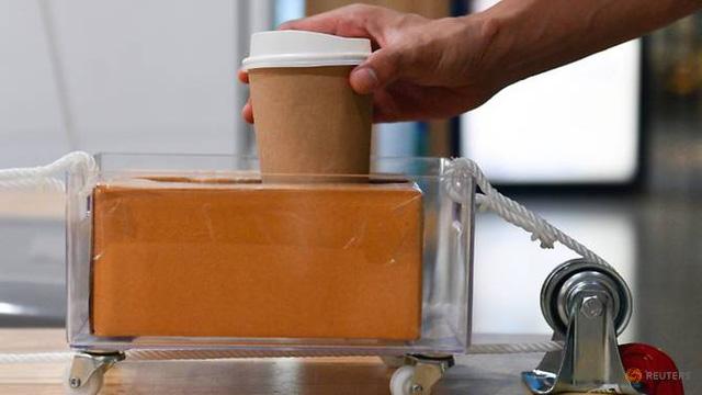 Độc đáo cách café Thái buôn bán mùa dịch Covid-19 - Ảnh 5.