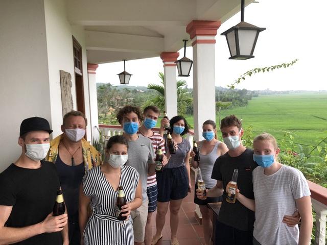 Quảng Bình: Khách nước ngoài tiếp tục giảm, chưa ghi nhận trường hợp nào bị nhiễm Covid-19 - Ảnh 1.