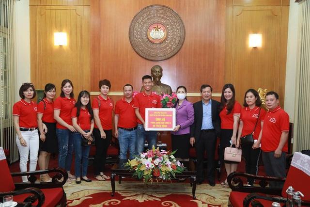 Hình ảnh MTTQ Việt Nam tiếp nhận ủng hộ của Ca sỹ Noo Phước Thịnh cùng các cơ quan, tổ chức, cá nhân với quyết tâm ngăn chặn, đẩy lùi dịch Covid-19. - Ảnh 6.