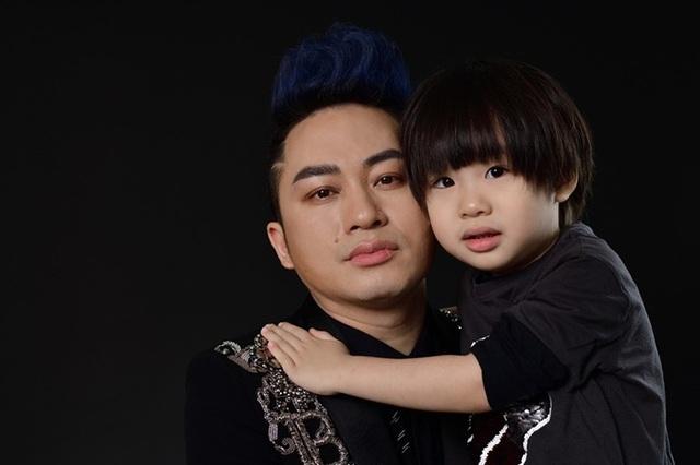 Tùng Dương trưởng thành hơn từ khi có con - Ảnh 1.