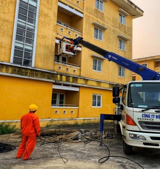 Đảm bảo cung cấp điện phục vụ công tác phòng, chống dịch Covid-19 trên địa bàn Thừa Thiên Huế - Ảnh 2.