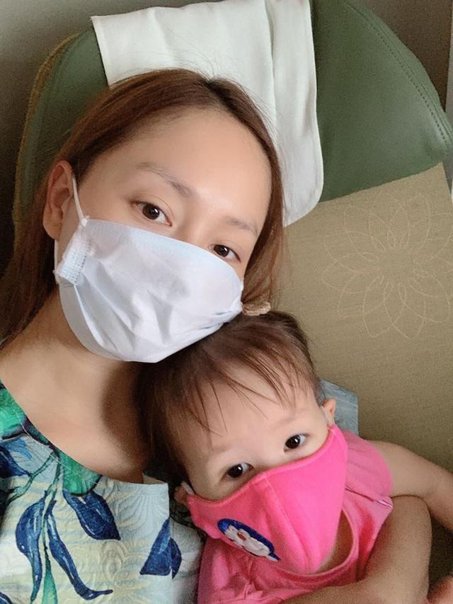 NSƯT Minh Vượng hốt hoảng khi Lan Phương đưa con gái ra Hà Nội thăm chồng - Ảnh 1.