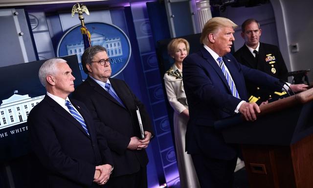 Tổng thống Trump và các nhà lãnh đạo thế giới: Ai là người tuân thủ quy định giữ khoảng cách giao tiếp nhất? - Ảnh 7.