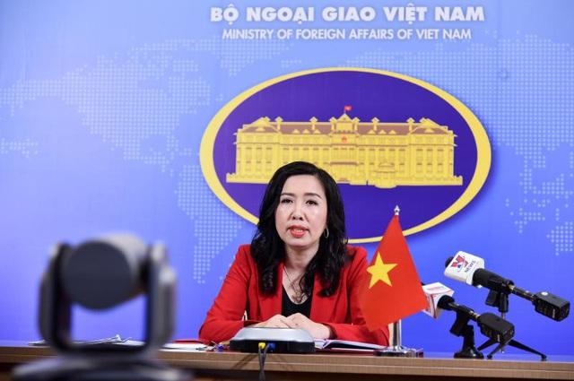 Bộ Ngoại giao thông tin việc gia hạn thị thực cho người nước ngoài tại Việt Nam - Ảnh 1.
