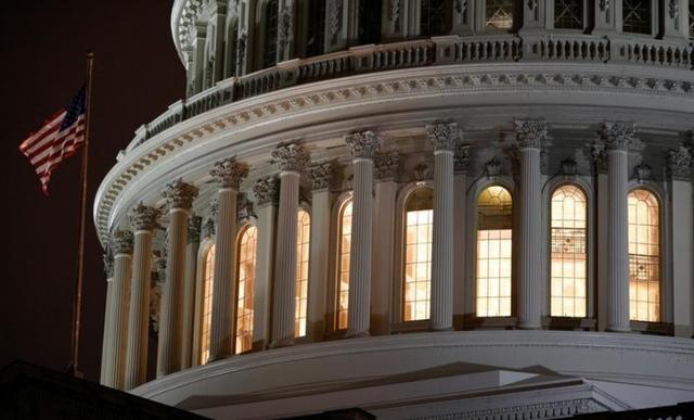 Thượng viện Mỹ xúc tiến chi hàng nghìn tỷ đô đối phó Covid-19 - Ảnh 1.