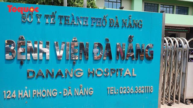 Đà Nẵng tạm dừng việc thăm bệnh nhân đang điều trị nội trú tại các bệnh viện - Ảnh 1.