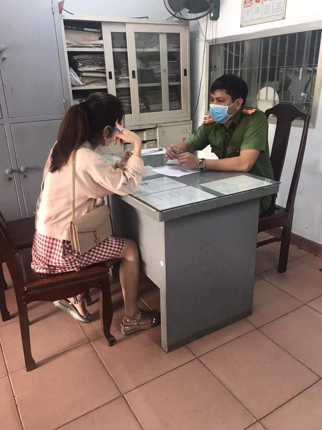 Hue xu phat cac truong hop khong deo khau trang noi cong cong