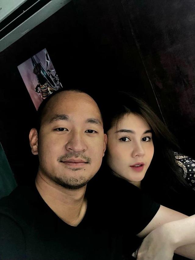 MC Vũ Thu Hoài lần đầu hé lộ bạn trai - Ảnh 1.