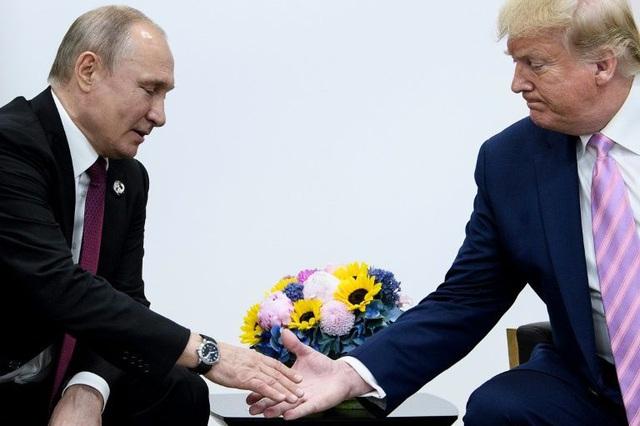 """Nhiều """"sóng gió"""" tiềm ẩn trong đối thoại trực tiếp Tổng thống Trump – Tổng thống Putin - Ảnh 1."""