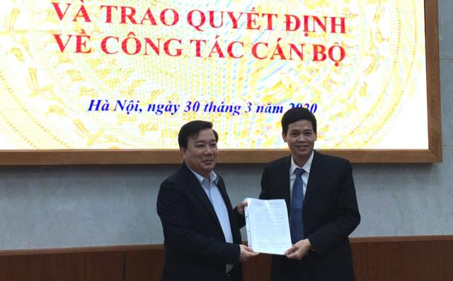 Sở Giáo dục và Đào tạo Hà Nội bổ nhiệm cán bộ quản lý - Ảnh 1.