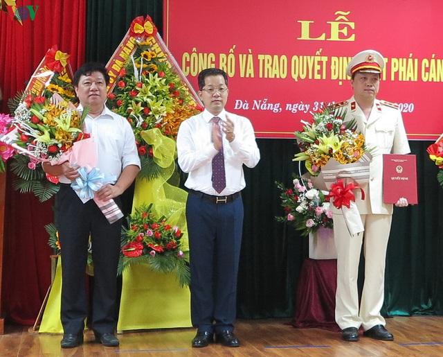Biệt phái ông Lê Tiến giữ chức Viện trưởng Viện KSND TP Đà Nẵng - Ảnh 1.