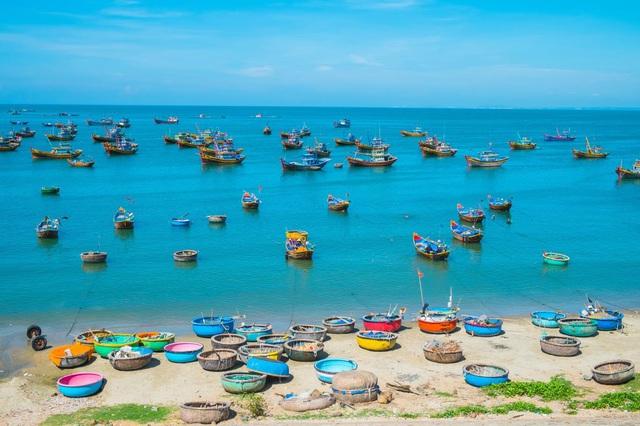 Bình Thuận nỗ lực kích cầu du lịch - Ảnh 1.