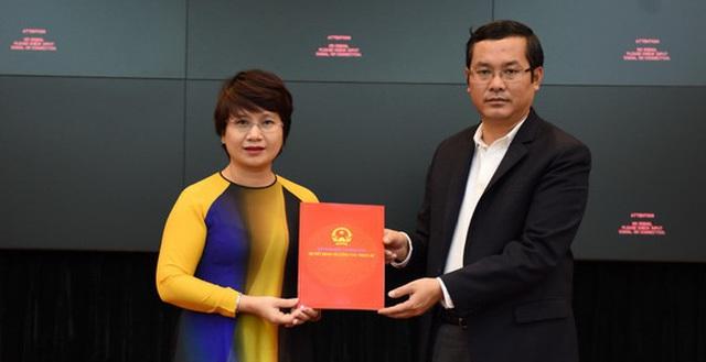 PGS.TS Nguyễn Thu Thủy được bổ nhiệm giữ Quyền Vụ trưởng Vụ Giáo dục Đại học - Ảnh 1.