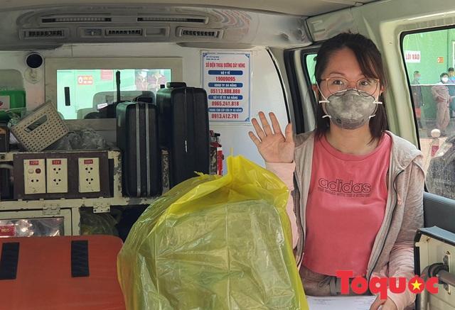 Bệnh nhân Covid-19 cuối cùng ở Đà Nẵng ra viện, Đà Nẵng không còn người nhiễm Covid-19 - Ảnh 3.