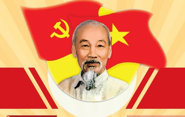 Tuyên truyền kỷ niệm 130 năm Ngày sinh Chủ tịch Hồ Chí Minh (19/5/1890 - 19/5/2020) - Ảnh 1.