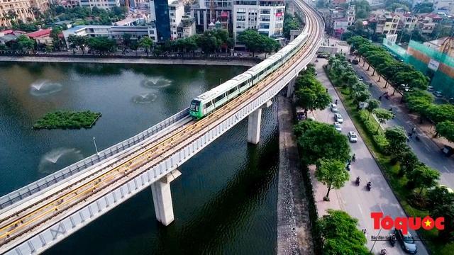 Thành ủy Hà Nội và Ban cán sự Đảng Bộ Giao thông - Vận tải ra thông báo chung về dự án đường sắt Cát Linh- Hà Đông  - Ảnh 1.