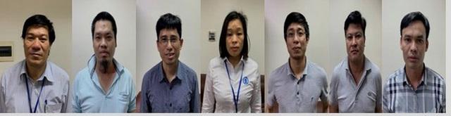 Nóng: Bộ Công an khởi tố, bắt tạm giam ông Nguyễn Nhật Cảm, Giám đốc CDC Hà Nội cùng các đồng phạm - Ảnh 1.