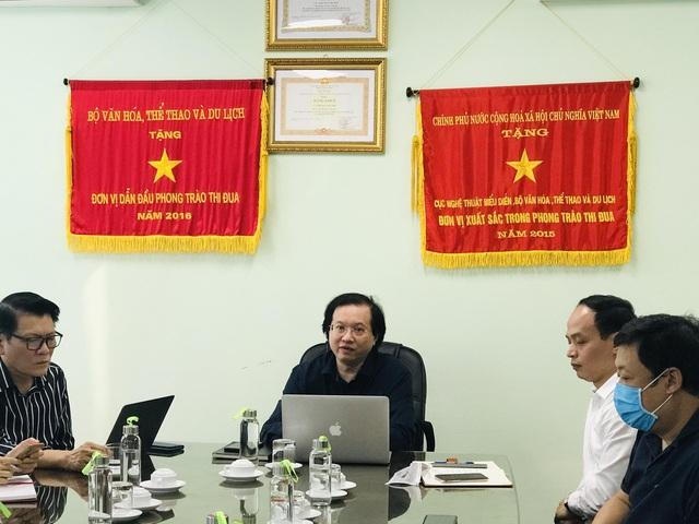 Gỡ khó cho các Nhà hát sau dịch bệnh, Thứ trưởng Tạ Quang Đông: Cần một chiến lược lâu dài để phát triển  - Ảnh 1.