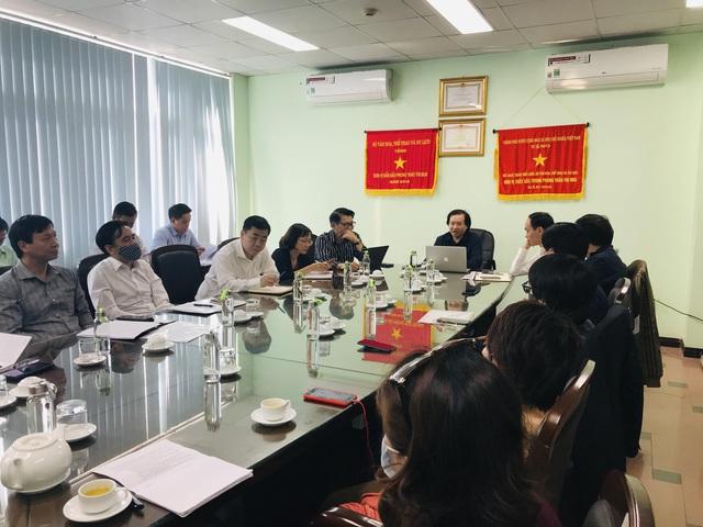 Gỡ khó cho các Nhà hát sau dịch bệnh, Thứ trưởng Tạ Quang Đông: Cần một chiến lược lâu dài để phát triển  - Ảnh 2.