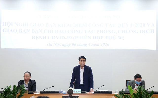 Chủ tịch Hà Nội yêu cầu tạm dừng quảng quảng bá thành phố trên CNN, hoãn đầu tư công để chăm lo cho chính sách an sinh xã hội - Ảnh 1.