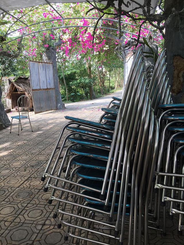 Nhà vườn 10.000m2 của nghệ sĩ Giang còi ngập hoa và trái cây - Ảnh 15.
