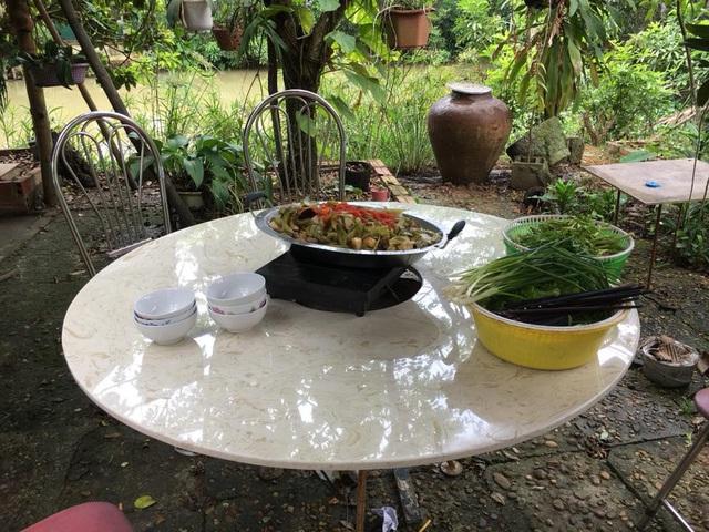 Nhà vườn 10.000m2 của nghệ sĩ Giang còi ngập hoa và trái cây - Ảnh 19.